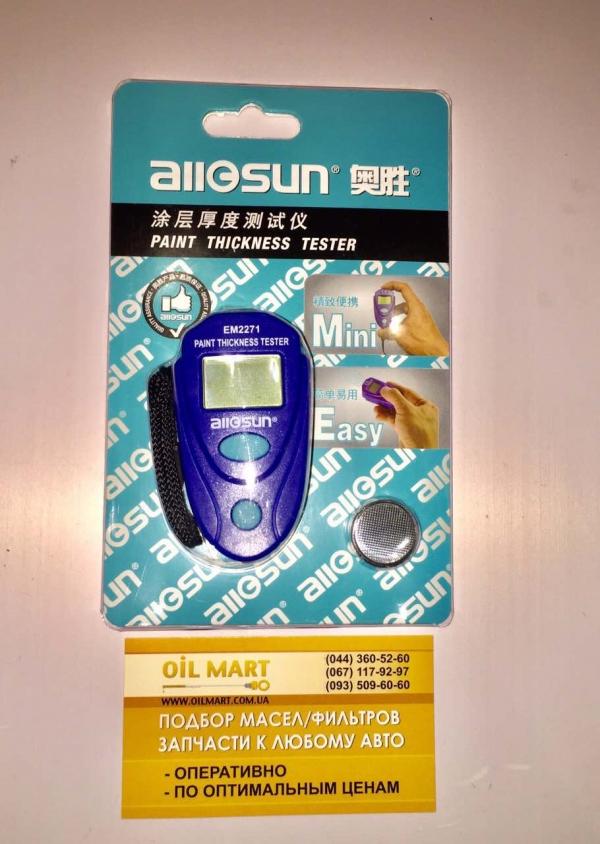 Толщиномер тестер лакокрасочного покрытия All-Sun ЕМ2271 - 2