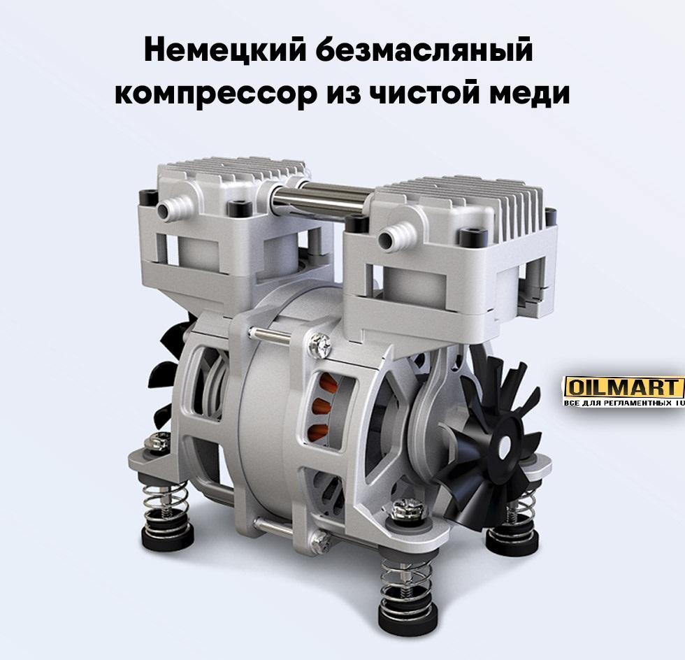 Кислородный концентратор, генератор кисневий DEDAKJ DE-1A (1-7L/min) - 6