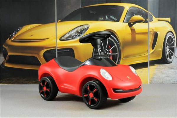 Porsche Baby Porsche 4S Red - 2