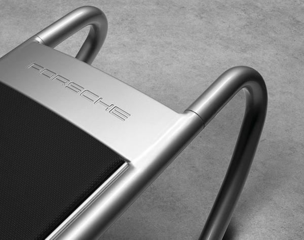 Алюминиевые санки Porsche Aluminium Sledge - 1