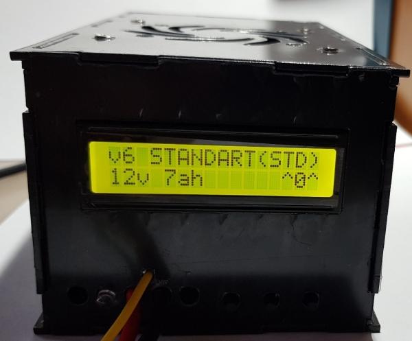 """Автоматическое адаптивное зарядное устройство """"Версия 6 (TOP)"""" - 1"""