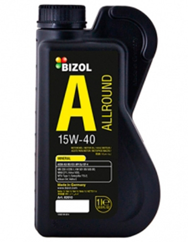 BIZOL Allround 15W-40 - 462