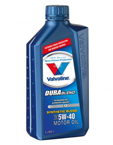 Valvoline ALL-CLIMATE DIESEL C3 5W-40 - 2411