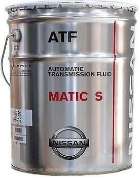 NISSAN Matic Fluid S KLE2700002 - 8587