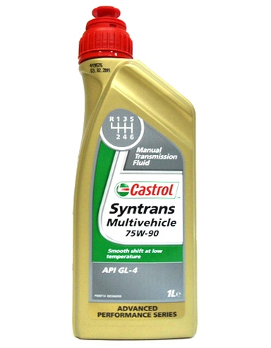 Castrol Syntrans Multivehicle 75W-90 - 353