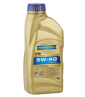 RAVENOL Vollsynthetic VSI 5W-40 - 2500