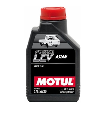 MOTUL POWER LCV ASIAN SAE 5W-30 - 8592