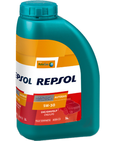 Моторное масло Repsol AUTO GAS 5W-30 1л - 8495