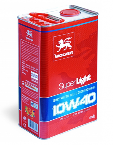 Wolver SUPER LIGHT 10W-40 - 3160