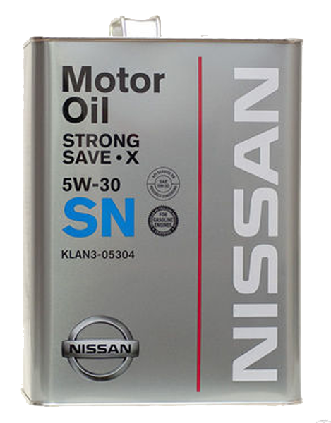 Nissan Strong Save X SN 5W30 - 2378