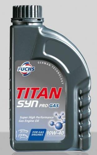 fuchs titan syn pro gas 10w 40 fuchs titan. Black Bedroom Furniture Sets. Home Design Ideas