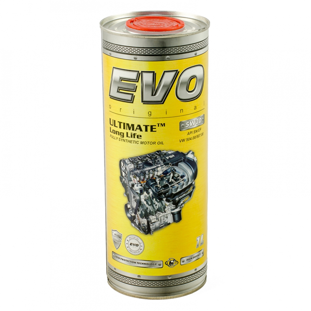 Моторное масло EVO ULTIMATE LongLife 5W30 1л - 8444