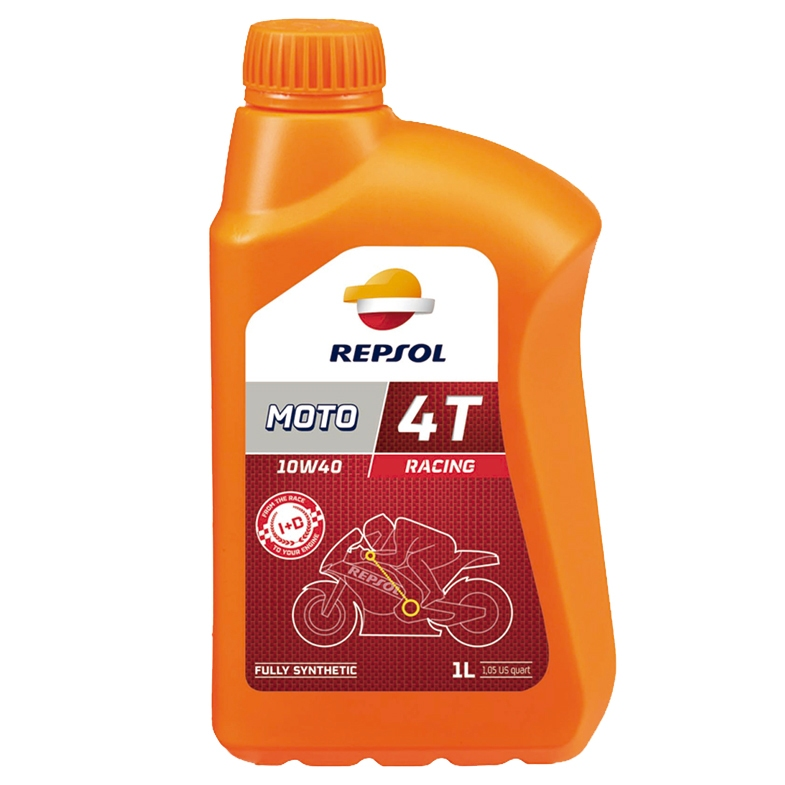Моторное масло Repsol Moto Racing 4T 10W-40 1л - 8475