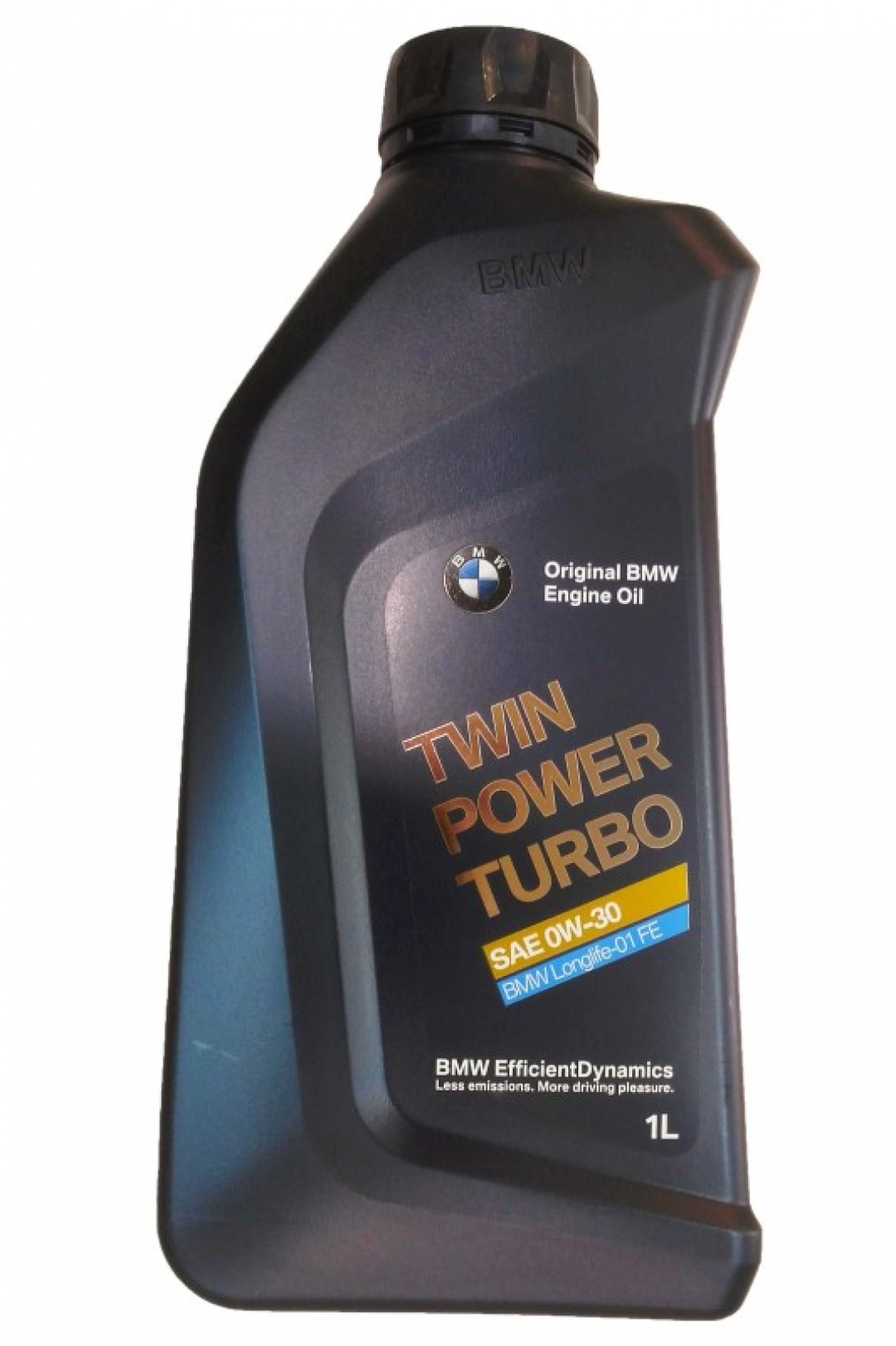Моторное масло BMW TwinPower Turbo Longlife-01 FE 0W-30 1л - 8324