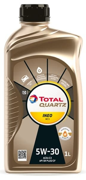 TOTAL QUARTZ INEO MC3 5w-30 - 1549