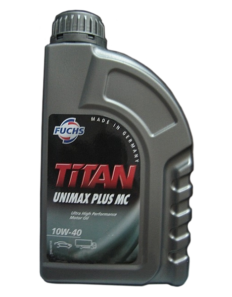 Fuchs TITAN UNIMAX PLUS MC 10W-40 - 3719