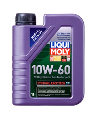 Liqui Moly Synthoil Race Tech GT1 10W-60 - 203