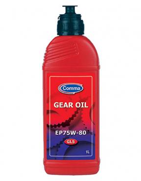 comma ��������������� ����� Comma EP75w80 GEAR OIL GL4 1�