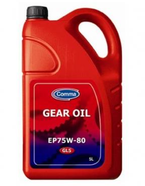 comma ��������������� ����� Comma EP75w80 GEAR OIL GL4 5�