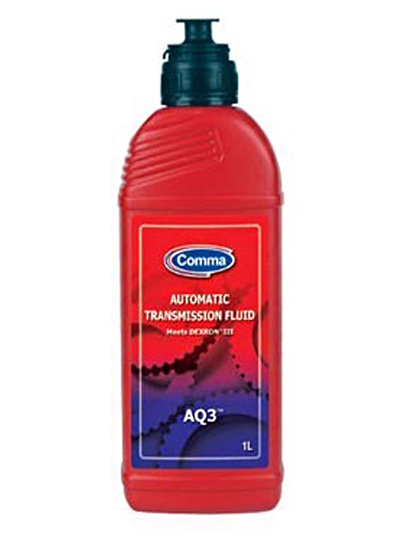 comma ��������������� ����� Comma Automatic Transmisson Fluid AQ3 1�