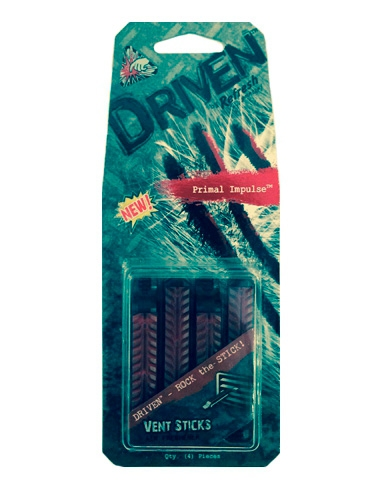 Освежитель Driven Vent Sticks (4 прищепки) - Древесный 1шт