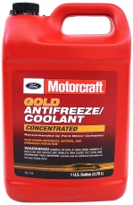 Антифриз концентрат желтый Ford Motorcraft Gold Concentrated Antifreeze/Coolant VC-7-B